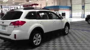 2011 Subaru Outback 2.5i Limited 1U140214A - YouTube