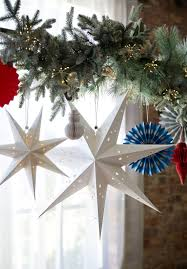 17 paper christmas decorations to