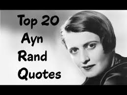 Ayn Rand Quotes Enchanting Top 48 Ayn Rand Quotes Author Of Atlas Shrugged YouTube