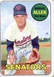 Bernie Allen Baseball Stats by Baseball Almanac