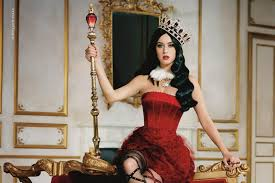 from katy perry to kim kardashian how the french revolution crept  an advertisement for katy perry s fragrance killer queen katy perry