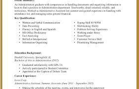 Work Experience Resume Template Goodvibesbrew Com