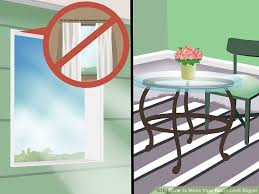 3 Ways To Make Your Room Look Bigger WikiHow