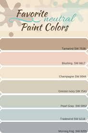 Neutral Paint Colors For Bedroom 17 Best Ideas About Neutral Paint Colors On Pinterest Neutral