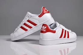 adidas shoes 2016 for men red. latest 2016 adidas superstar men casual shoes white red for p