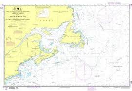 Gulf Of Maine Chart Nga Nautical Chart 109 Gulf Of Maine To Strait Of Belle Isle Including Gulf Of St Lawrence