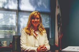 Assemblywoman Christy Smith is passionate about public safety, education