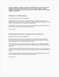 Regain Letter Example Of Resignation Letter Going Abroad Valid Example Resignation