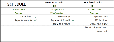 Task Manager Excel Template Free To Do List Template In Excel To Create Manage Tasks To Do