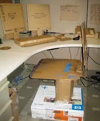 office desk pranks ideas. someone had fun with this office prank desk pranks ideas