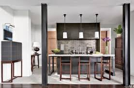 Kitchen island table ideas Design Ideas In The Kitchen Of Designer Ray Booth And Television Executive John Sheas Nashville Tennessee Home Roman Architectural Digest 28 Stunning Kitchen Island Ideas Architectural Digest