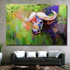 Modern Painting For Living Room Aliexpresscom Buy Modern Decoration Wall Art Living Room Decor
