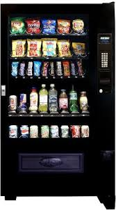 Drink And Snack Combo Vending Machine Classy Seaga VC48 Fivewide Refrigerated SnackDrink Combo Combination