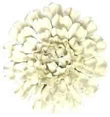 ceramic wall flowers ceramic wall flowers ceramic wall flower decor ceramic fl wall decor ceramic flower