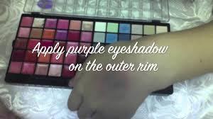 how to make a fake bruise using makeup