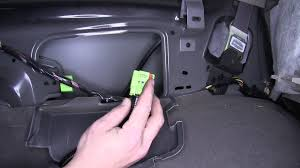 installation of a trailer wiring harness on a 2004 jeep grand cherokee etrailer com you