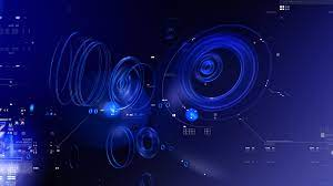 Tech Circles desktop PC and Mac wallpaper