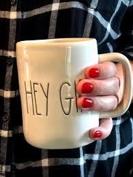 Coffee mug rack/ holds large mugs terrysgrandopeners. Tips To Selling Rae Dunn Is It Worth The Work