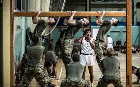 royal marines fitness