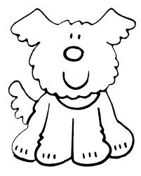 Kleurplaat Hondje Werelddierendag