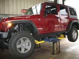 Goodyear Wrangler Duratrac 285/75R17 Tires Installed Wrangler ...