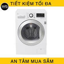 Máy giặt LG 8kg lồng ngang inverter có sấy FC1408D4W giá tốt nhất