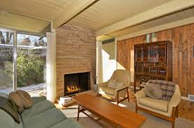 Top Mid Century Modern Fireplace