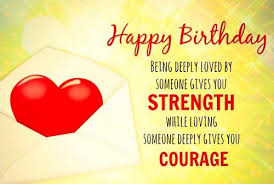 Love Birthday Quotes Delectable Happy Birthday Love Quotes For Her Inspiration 48 Best Birthday Love