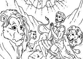 Small Picture Daniel Praying in Daniel and the Lions Den Coloring Page NetArt