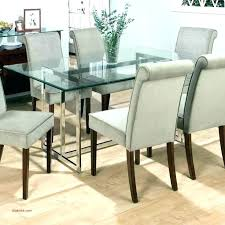 glass dining sets 6 chairs round dining table set for 6 round glass top dining set
