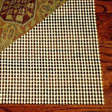 rubber rug pad area rug corner protectors decoration best felt rug pad 5 x 8 carpet rubber rug pad