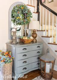 entry table decor tips and ideas for