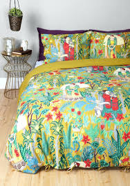 full size of paint me a picture duvet cover set in full queen green and yellow