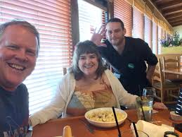 rich mullikin on twitter excellent meal at olive garden with our pastapass and great service from travis and eric love the texas city olive garden