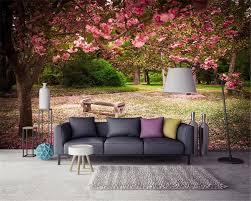 Purple Flower Wallpaper For Bedroom Popular Beautiful Flower Wallpapers Buy Cheap Beautiful Flower