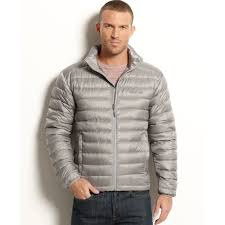 Lyst - Marmot Zeus Quilted Down Packable Puffer in Metallic for Men & Gallery Adamdwight.com