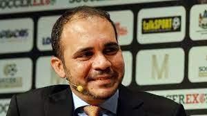 كرة القدم: الأمير الأردني علي بن الحسين يدخل السباق لرئاسة الفيفا