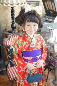 Utsukushi Kami 和服 髪型 レトロ