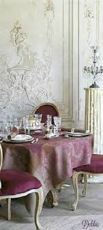 gorgeous french dining area in burguns
