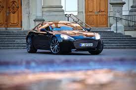 Zeitreise Aston Martin Rapide S
