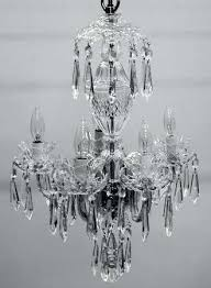 waterford beaumont chandelier 6 arm chandelier waterford crystal beaumont chandelier