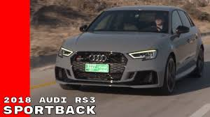2018 audi rs3. delighful audi 2018 audi rs3 sportback test drive interior walk around on audi rs3