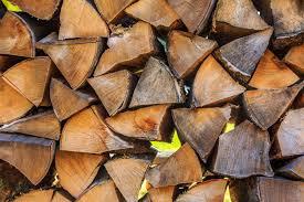 use seasoned firewood at home charleston sc