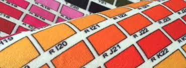 Dye Sublimation Color Chart Free Colour Chart For Colour Management In Digital Textile