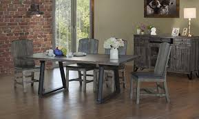 rustic dining room chairs. Beautiful Chairs Moro Rustic Dining Room Set With Solid Wood Chairs  With