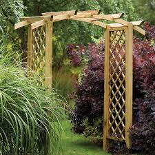 forest genoa garden arch elbec garden