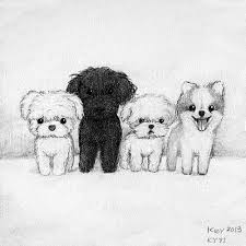 Small Picture Best 25 Dog drawings ideas on Pinterest How to draw dogs Dog