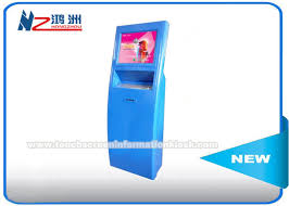 Debit Card Vending Machines Interesting Debit Card Instant Ticket Vending Machines In Railways Station With