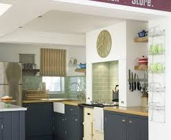 blue country kitchens. Blue Country Kitchen Kitchens Housetohome S