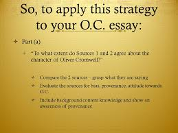 writing a source based essay for aice paper ppt so to apply this strategy to your o c essay